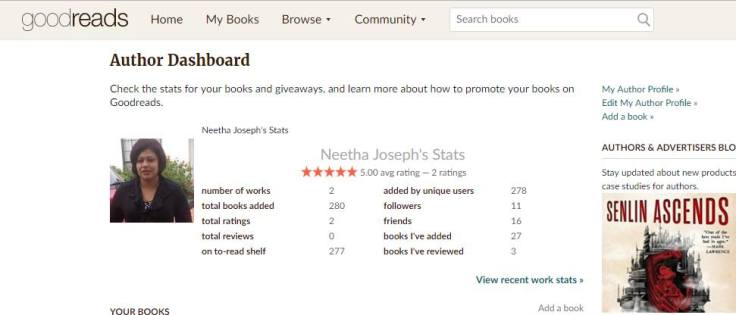 rating goodreads