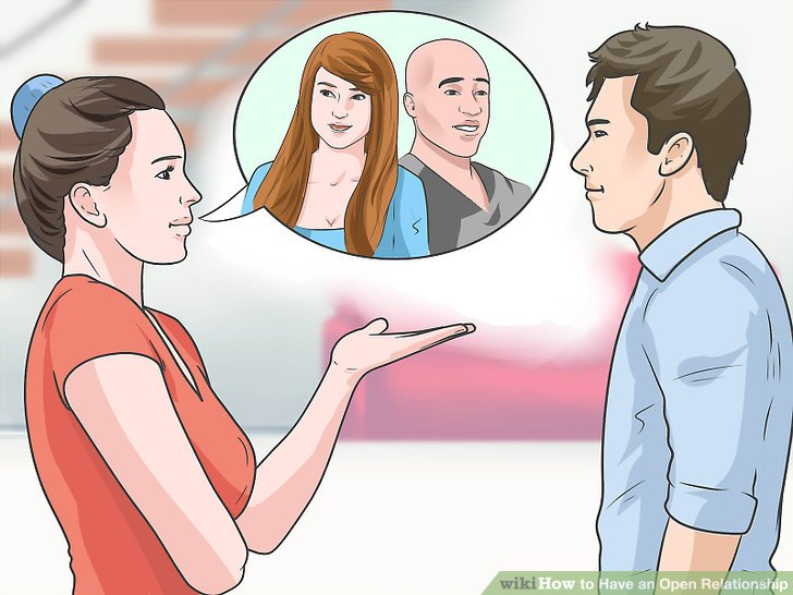 how to be in an open relationship