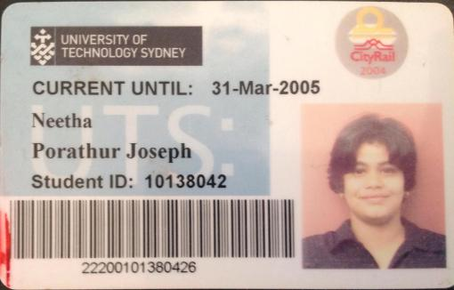 uts id card